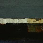 Argonaut 3, acrylic on paper 45 x 60 cm POA