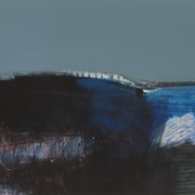 Cold Coast 2, acrylic on paper 46 x 60 cm POA