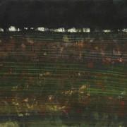 Earth, acrylic on canvas 110 x 140 cm POA