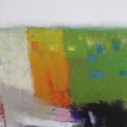 Park Life, acrylic on canvas 90 x 120 cm POA
