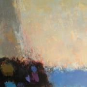 Deep Pools, acrylic on canvas 110 x 140 cms POA