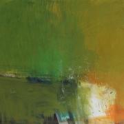 Green Pool, acrylic on canvas 60 x 76 cms POA