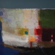 Hometown, acrylic on canvas 120 x 150 cms POA