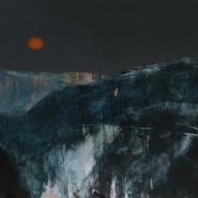 Sleepwalking, acrylic on canvas 90 x 120 cm POA