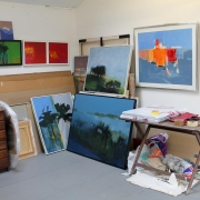 Mark Godwin's Studio - View 1