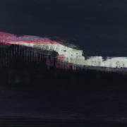 Seaboard 4, acrylic on paper 45 x 60 cm POA