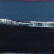 Seaboard 7, acrylic on paper 45 x 60 cm POA
