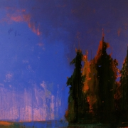 Bountiful, acrylic on canvas 110 x 140 cm POA